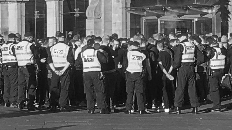 Sheffield Police, Crowd Control
