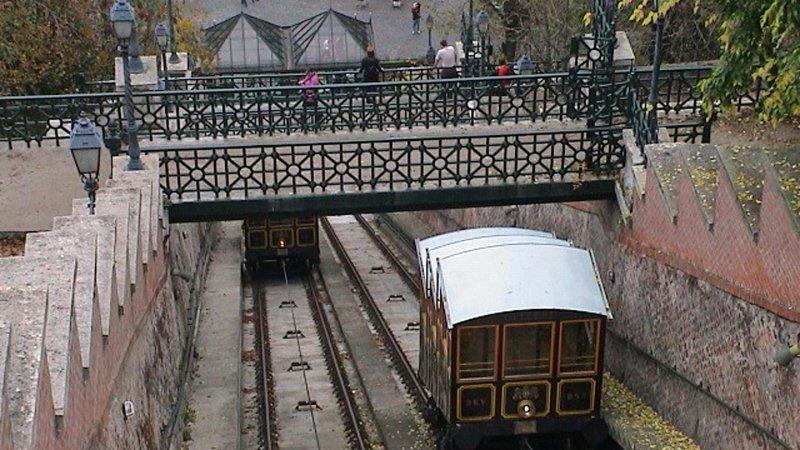 Castle Railway, Budapest