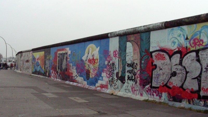 Berlin Wall (present day)