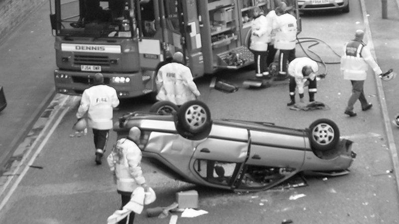 Car Smash, Chesterfield
