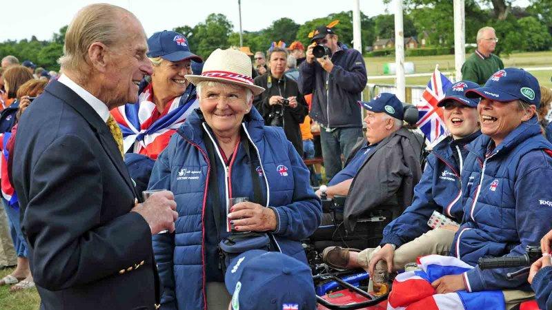 Duke of Edinburgh, Sandringham Horse Driving Trials