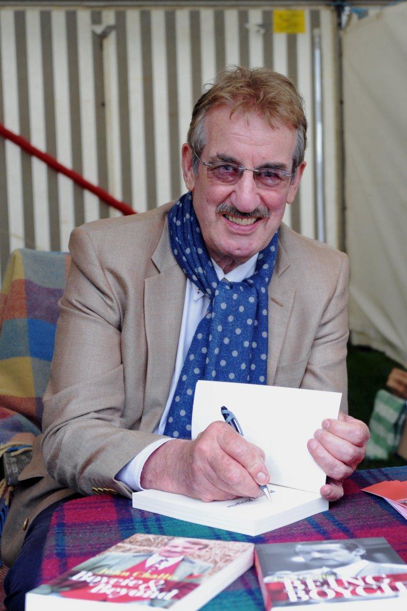 John Challis (Boycie, Only Fools & Horses)