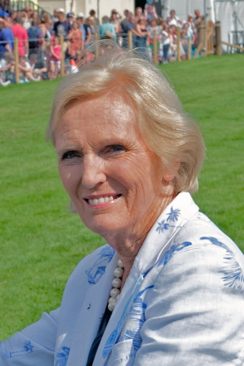 Mary Berry, CBE