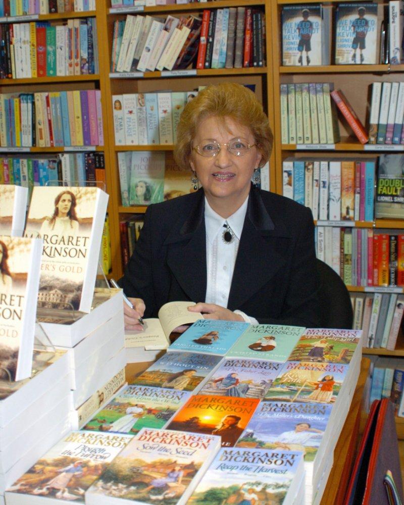 Margaret Dickenson