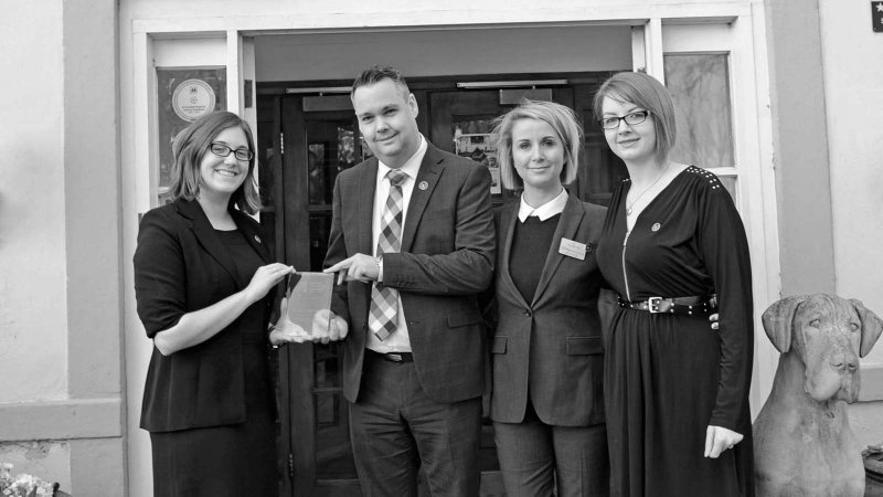 Van Dyk Hotel Award