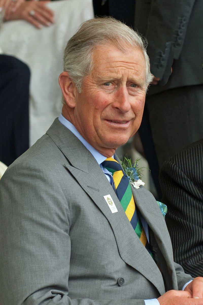 Charles, HRH Prince of Wales