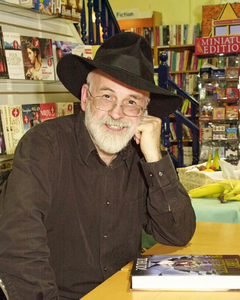 Sir Terry Pratchett, OBE