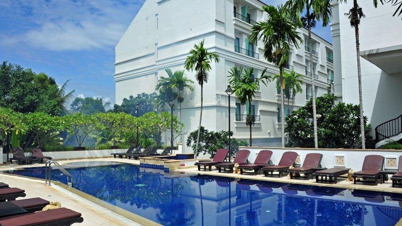 Tara Angkor Hotel, Cambodia
