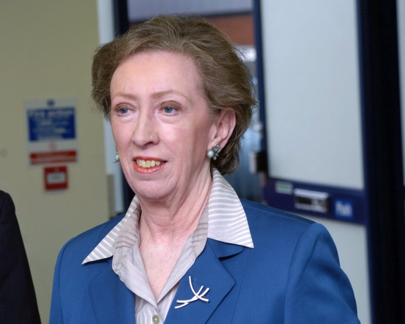 Dame Margaret Beckett, DBE, MP
